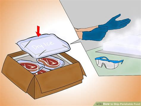 ways  ship perishable food wikihow