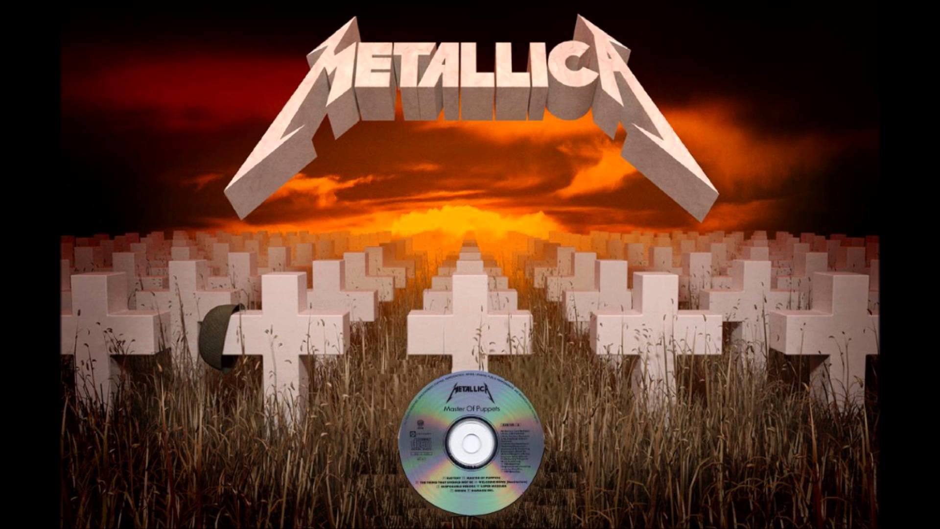 Metallica Master Of Puppets Wallpaper 60 Images