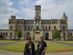 Depan Hanover University, Hanover, Germany