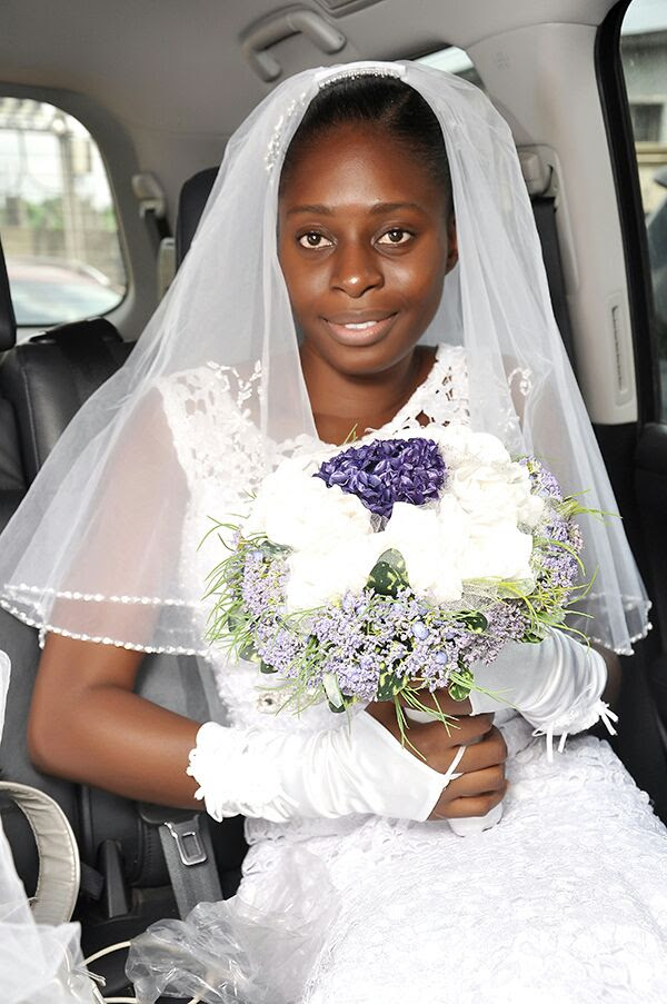 Why I refused to wear makeup on my wedding day – popular internet 'Ghanaian' bride