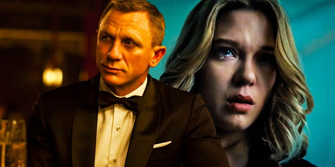 Why No Time To Die's Ending Is Perfect For Daniel Craig (& Bond 26)