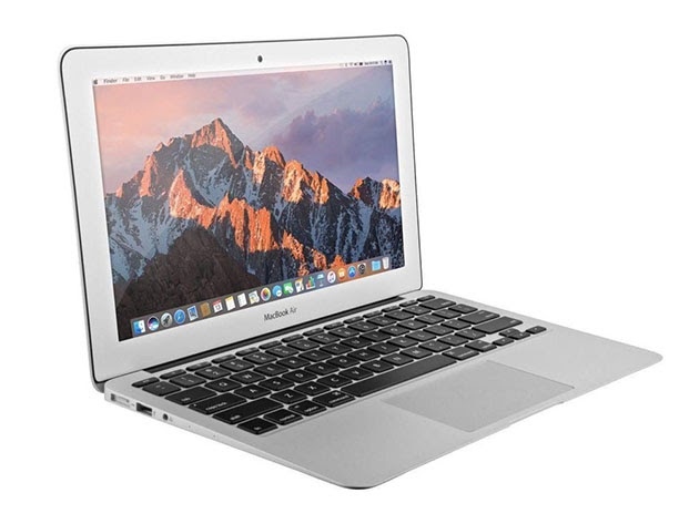 "Apple MacBook Air 11"" Core i5, 1.6GHz 8GB RAM 128GB - Silver (Refurbished) for $599"