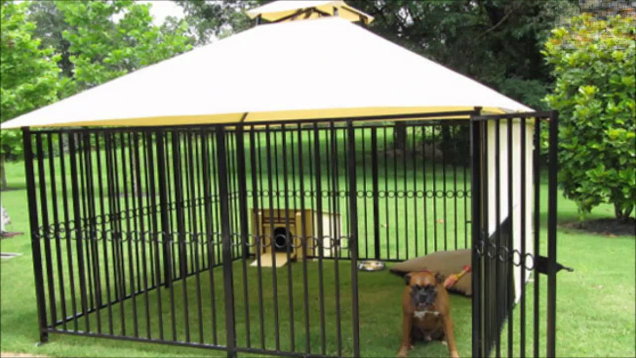 Dog Kennels | Dog Runs | Dog Kennel | Dog Run - YouTube