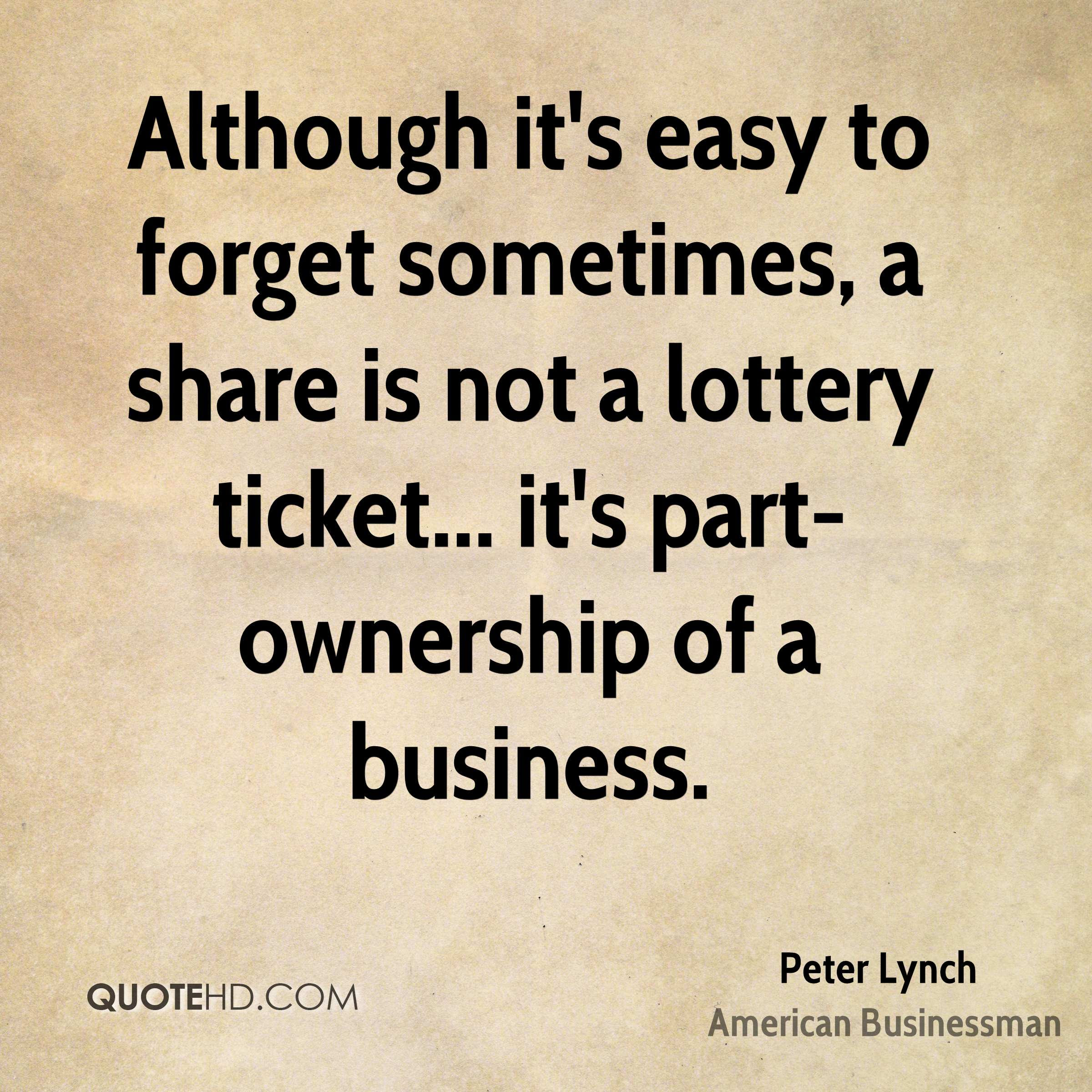 Peter Lynch Quotes Quotehd