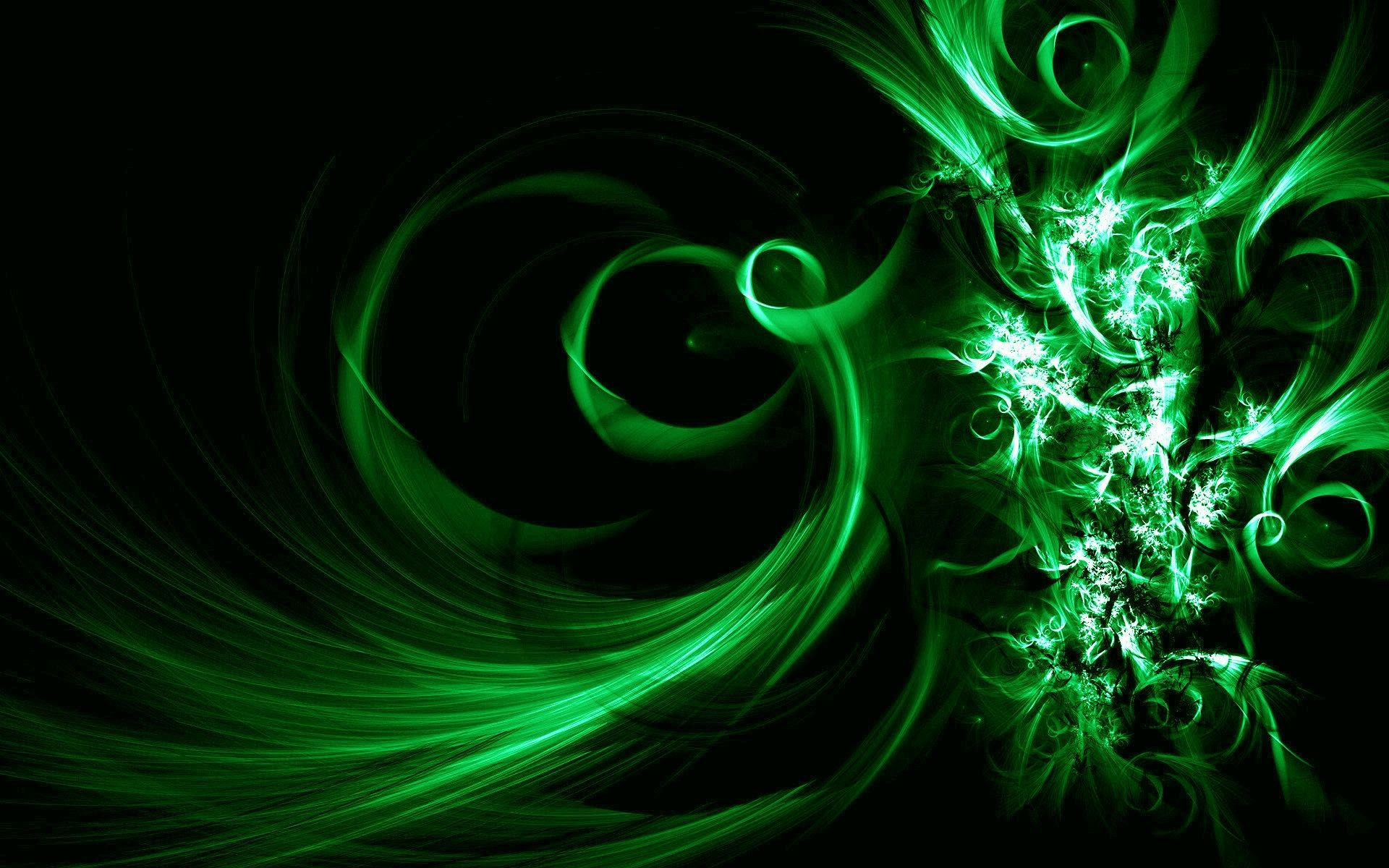 Black And Green Wallpaper 75 Images