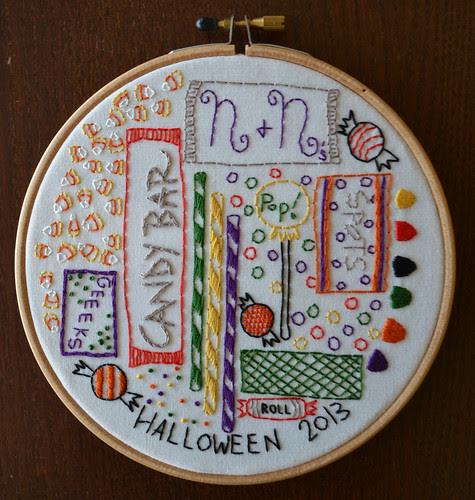 Candy - Halloween 2013