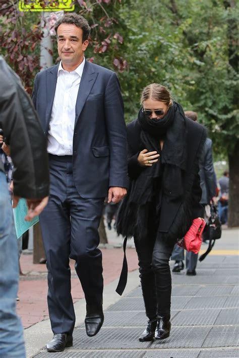 Mary Kate Olsen 'has married boyfriend Olivier Sarkozy