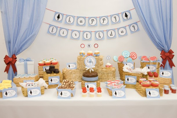 Wizard Of Oz Birthday Party Ideas Birthday Party Ideas For Girls
