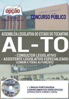Apostila Concurso ALTO 2016 CONSULTOR E ASSISTENTE LEGISLATIVO ESP. (COMUM A TODOS)