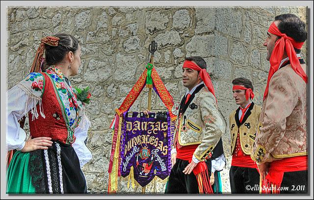 Danzas en Santa Casilda 1