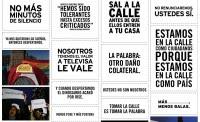 Las consignas de #YoSoy132.