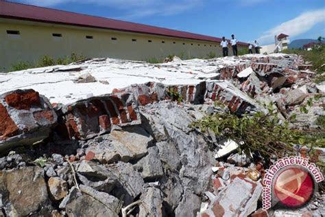 gempa  sr guncang pandeglang banten antara news