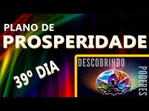 O Plano de Prosperidade de 40 Dias - 39 º Dia