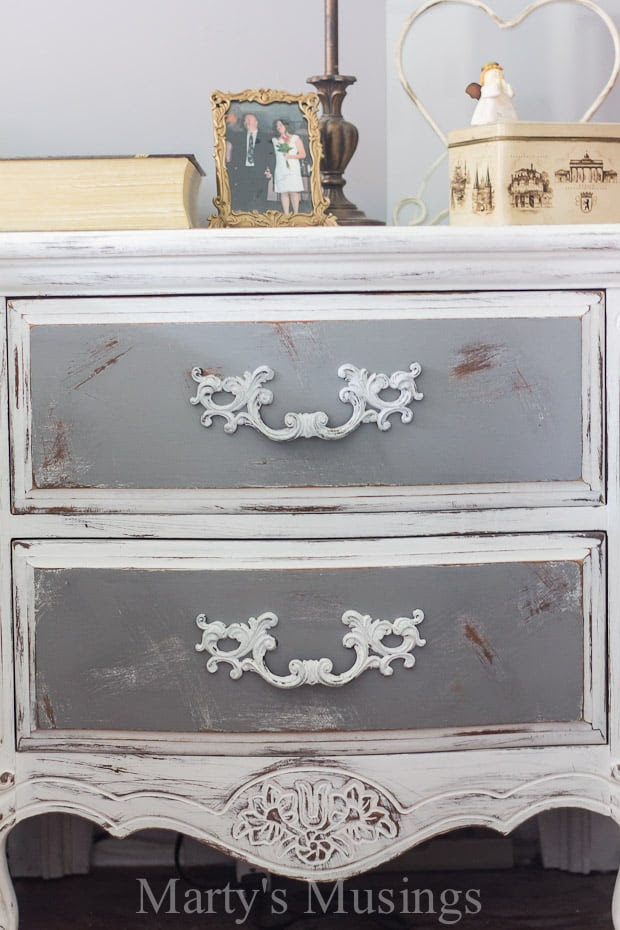 Shabby Chic Bedroom Ideas and Furniture Makeover