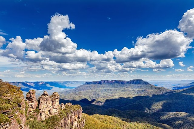 Visit the old town of The Rocks Australia: A place where time stops