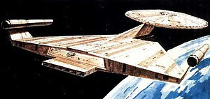Ralph McQuarrie's Redesigned Enterprise