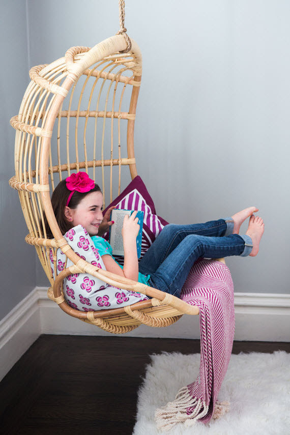 Design Crush :: Purple Girls Room | Simplified BeeSimplified Bee
