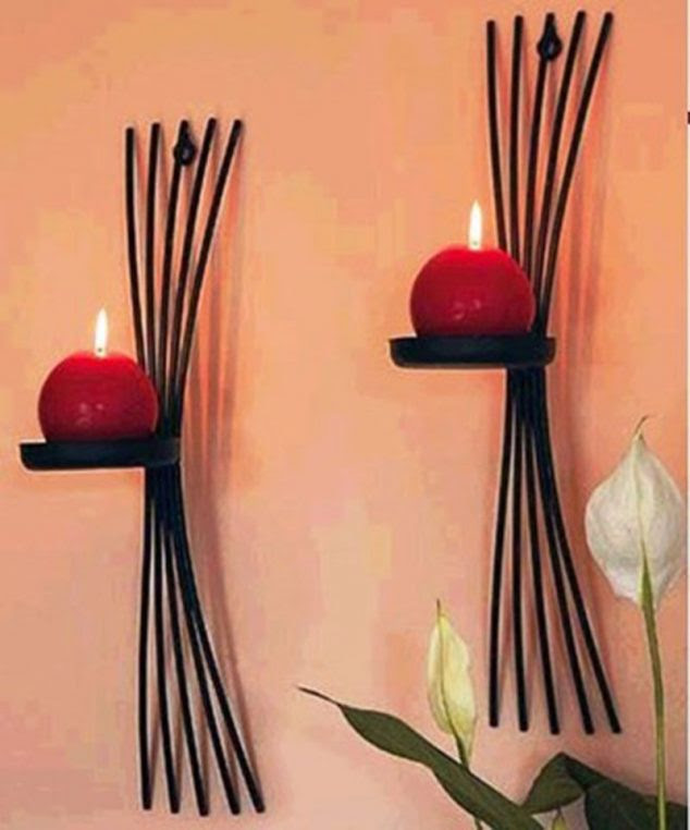 e2c70f011ba124b1b8c31b896c47c185 634x762 15 Chic Wrought Iron Wall Candle Holders You Will Admire