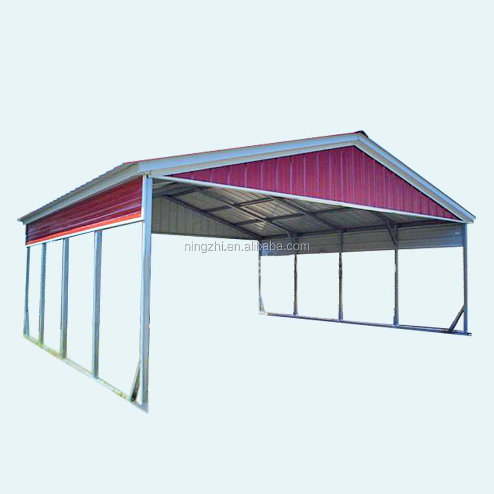 Metal Car Parking Shed Design Buy Metal Car Parking Shed Design