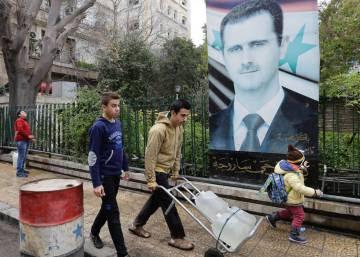 Em meio à trégua, água vira uma nova arma na guerra da Síria