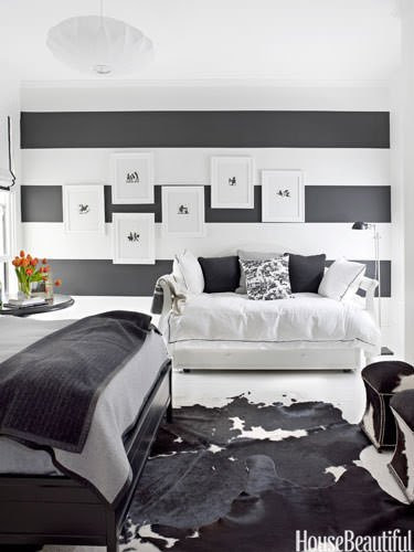 Bring on the Stripes! | Decorating Your Small Space