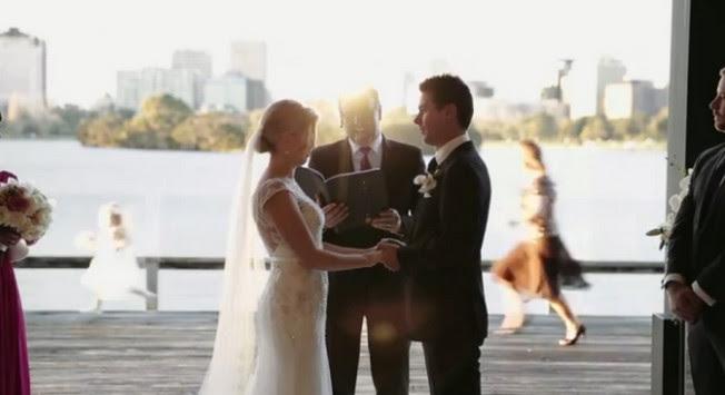 Κλάψτε! Το παρανυφάκι επισκίασε τη νύφη και έλιωσαν στα γέλια (video)