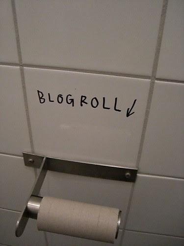 Blogroll @ newthinking store wc
