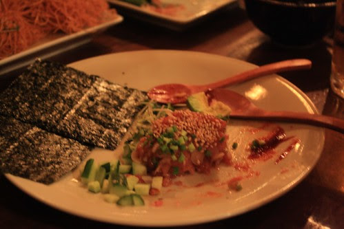 Gonpachi (aka the Kill Bill restaurant)