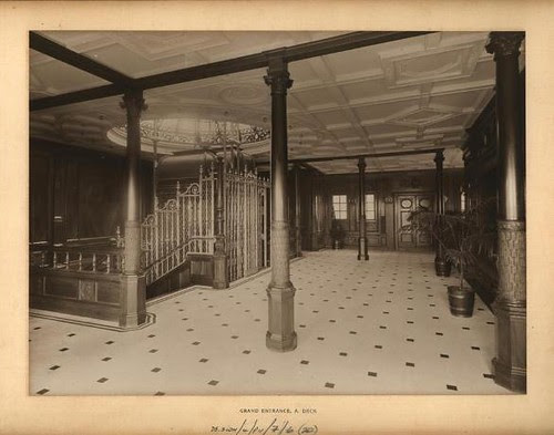 Grand Entrance - Mauretania