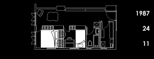 Gary-Chang, La vida en 32 mt2, diseño, arquitectura, casas