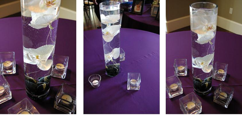 Turquoise And Purple Wedding Reference Wedding Decoration