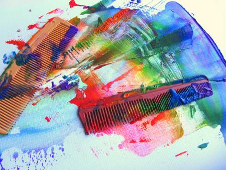 http://www.notimeforflashcards.com/2012/07/rainbow-painting-simple-summer-crafts.html