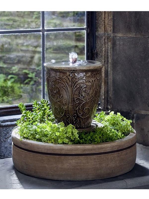 Relaxing Indoor Fountain Ideas (12)