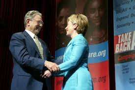 Look who Soros, the architect of national destruction supports for President.