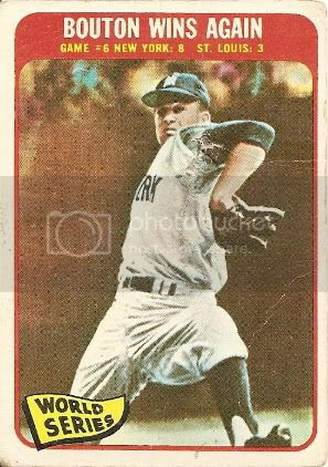 #137 World Series Game Six: Jim Bouton Wins Again