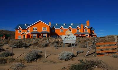 El Hotel Las Dunas, que los Kirchner le alquilaron a una empresa de Lázaro Báez (Opi Santa Cruz)
