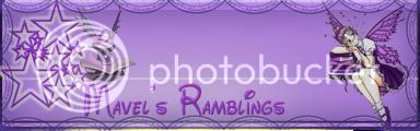 Mavel's ramblings