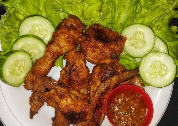 Resep Ayam Taliwang Cita Rasa Tinggi