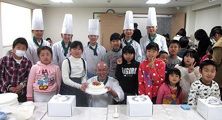 相可高校調理クラブ,村林先生と生徒の皆さんによるお菓子作り教室,お菓子作り教室 相可高校 調理クラブ,百貨店,デパート,三重県,津市,松菱