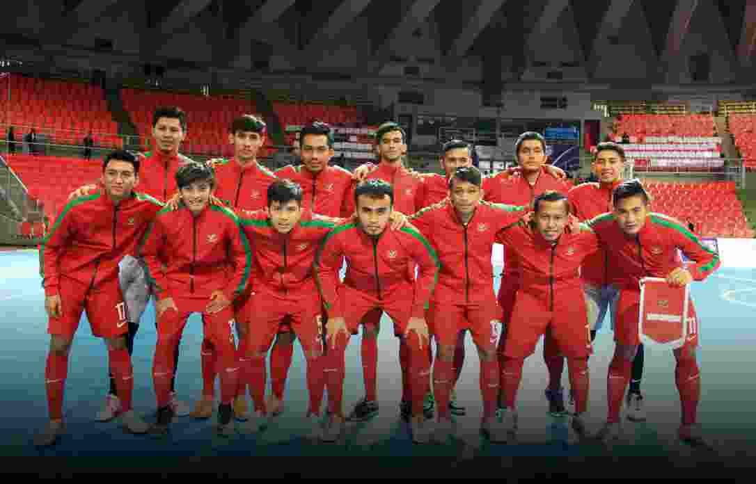 Timnas Futsal Indonesia Berpeluang di SEA Games 2017  Topikindo