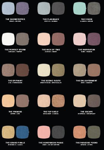 Introducing Bare Minerals Ready Solid Mineral Eyeshadows