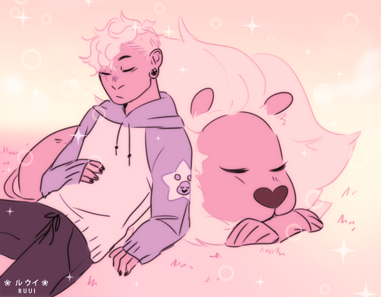 Lars and Lion