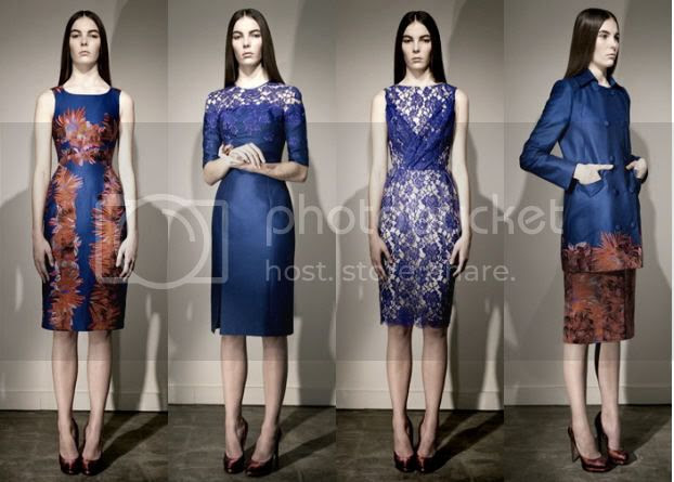 Erdem Pre-Fall 2011 Collection