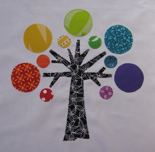 Bubblegum tree by Poppyprint