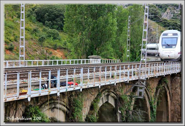 Puente de la vía (Pancorbo) 7