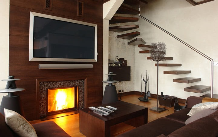 Awesome Fireplace Design Pictures wallpaper