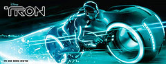 Tron legacy - Movie poster banner