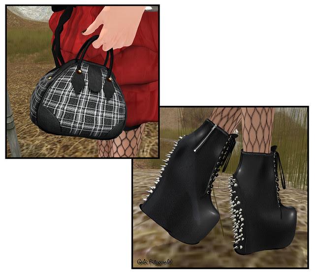 tram bag - lethal shoes
