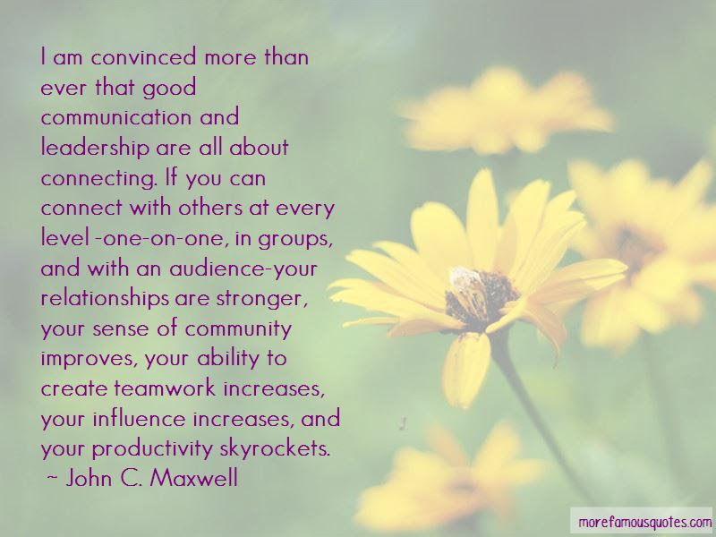 Community Teamwork Quotes Top 2 Quotes About Community Teamwork