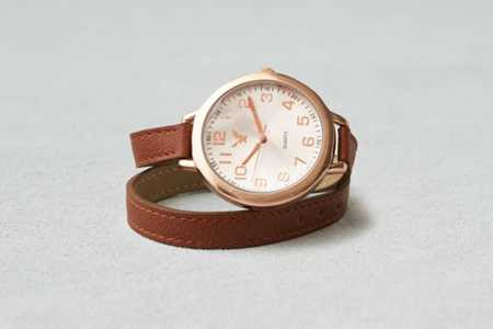 AEO Wrap Watch - Buy One Get One 50% Off